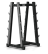 TechnoGym® - 10 Place Barbell Rack - Pure Strength