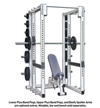 Legend Fitness - Power Cage (3133)