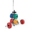 Hampton Fitness - Pound Bumper Plates Club Pack