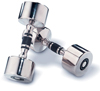 Hampton Fitness - Chrome Beauty-Grip