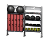 GYM RAX - Double Storage Bay