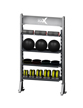 GYM RAX - Single Storage Bay