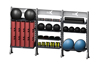 GYM RAX - Triple Storage Bay