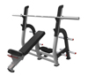 Nautilus - Incline Bench Press