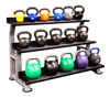 Power Systems - Club Premium Kettlebell Rack