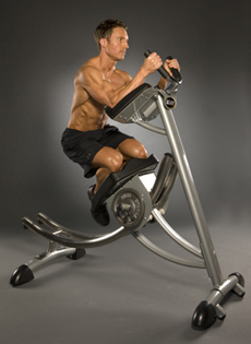 Ab Coaster CS3000 - Ab Exercise Equipment